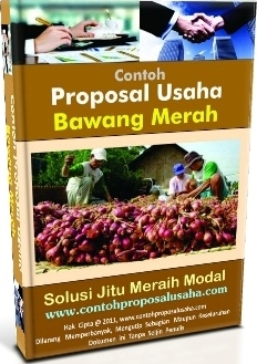 Proposal Bawang Merah