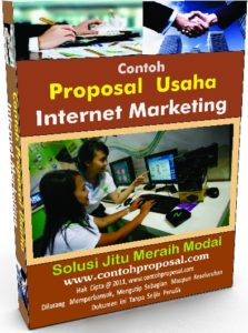 Contoh Proposal Internet Marketing