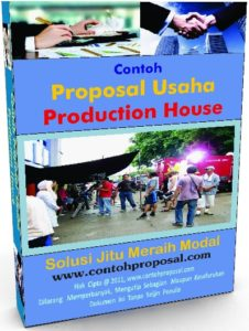 Contoh Proposal Production House